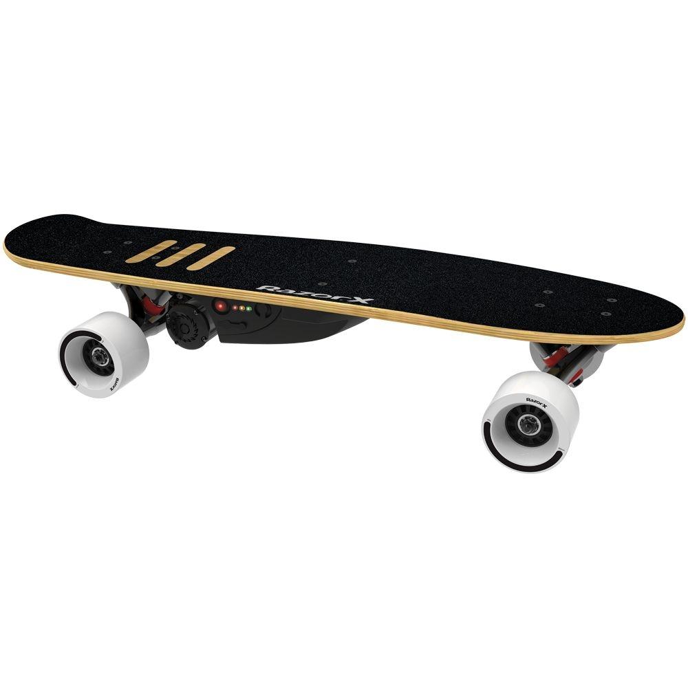 Skateboard electric 125W RazorX Cruiser Negru imagine