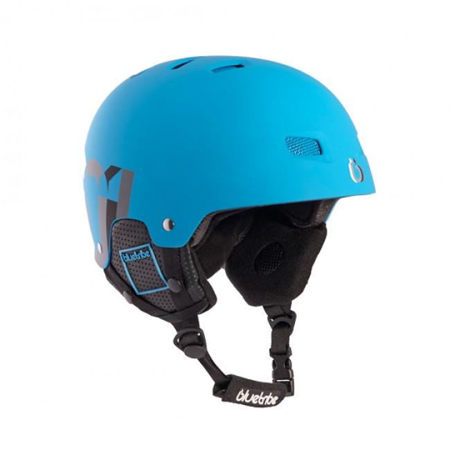 Casca schi/snow Blue Tribe Rider Blue imagine