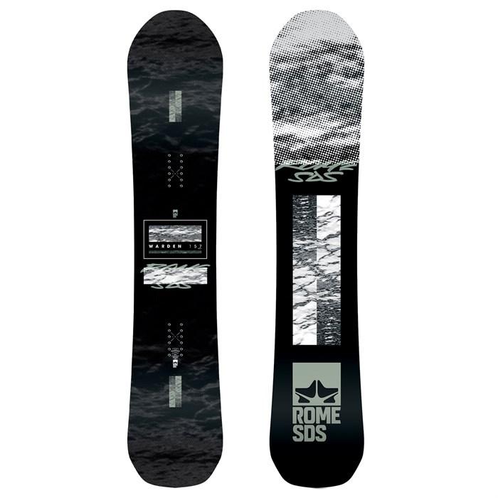 Placa snowboard barbati Rome Warden 2020 imagine