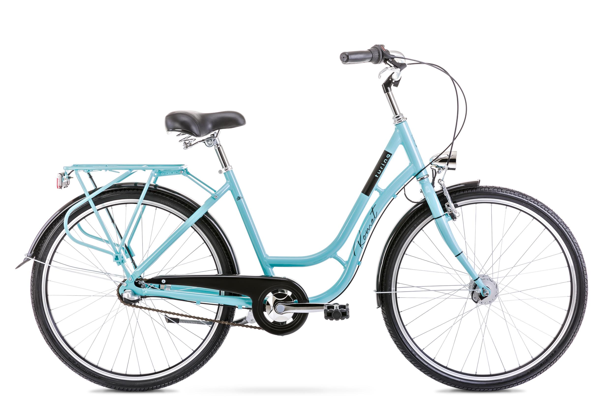 Bicicleta de oras pentru femei Romet Turing 3S Verde 2020 imagine