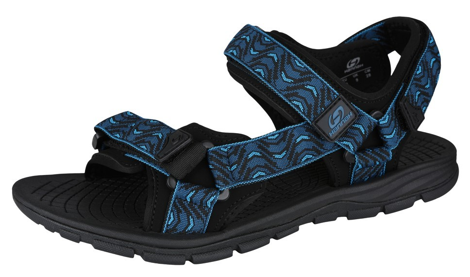 Sandale unisex Hannah Feet Albastru imagine