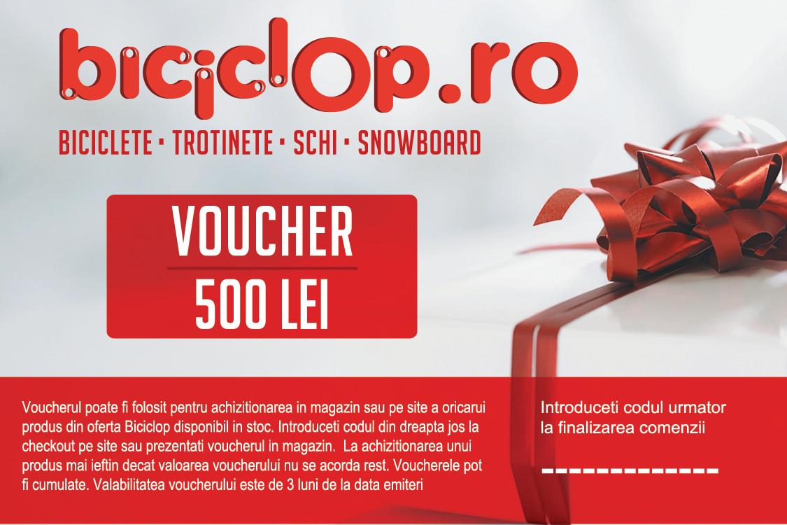 Voucher Cadou 500 lei imagine
