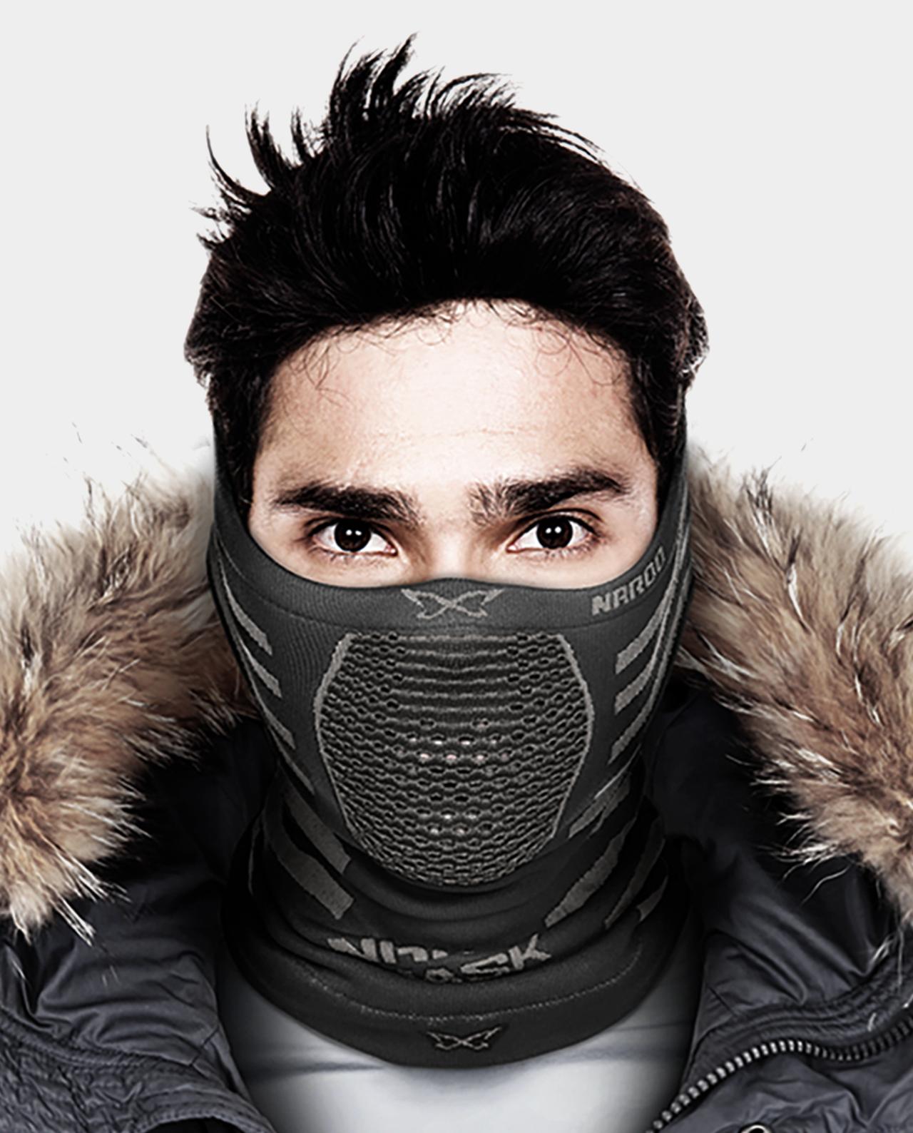 Masca pentru sportivi Naroo Mask X9 imagine