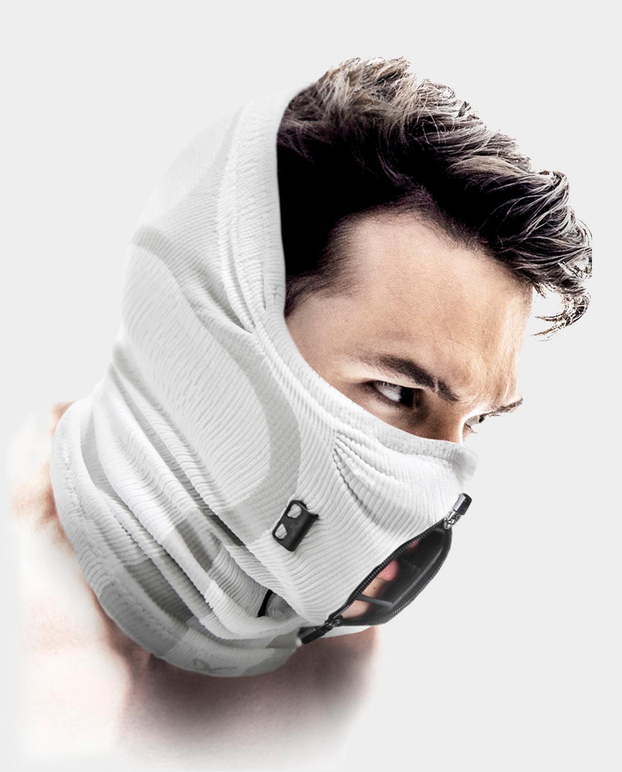 Masca pentru sportivi Naroo Z9H cu sistem antiaburire pentru vreme rece imagine