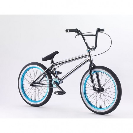 Bicicleta BMX WTP Arcade 20.25TT chrome 2014