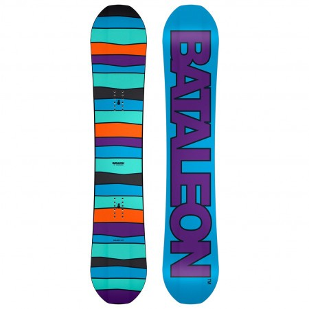 Snowboard BATALEON Goliath 13/14