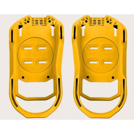 SWITCHBACK BASE (Size M) Mellow Yellow