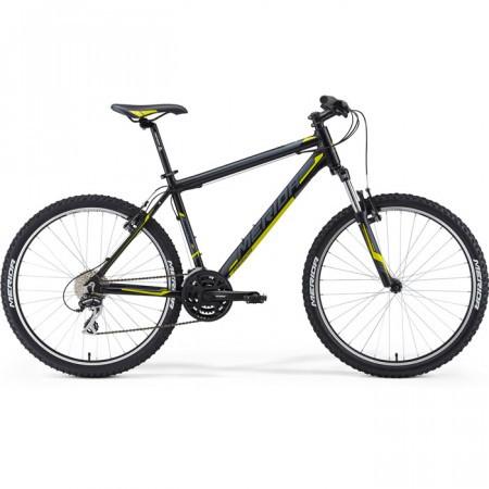 Biciclet MERIDA 2014 MATTS 15-V NEGRU SILK(GALBEN)