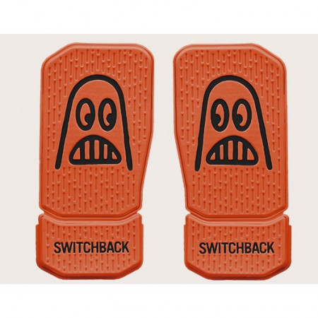 SWITCHBACK JIB PADDING Agent Orange