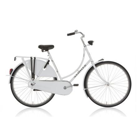 Bicicleta alba Gazelle R3T