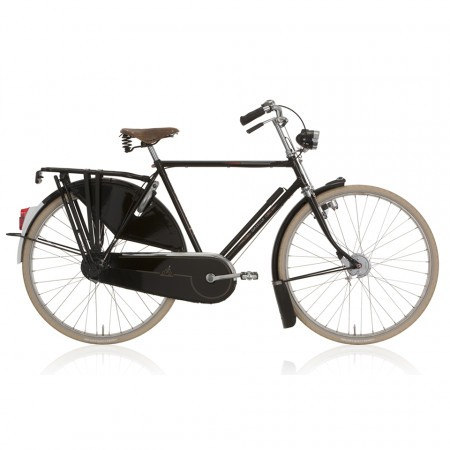 Bicicleta Gazelle Toer Populair RVS T3 barbat