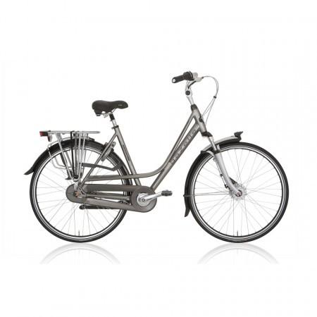 Bicicleta Gazelle Paris Plus T7 femei cu suspensii