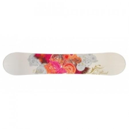 Placa Snow Head Lady Pearl 157+Leg. Plastic