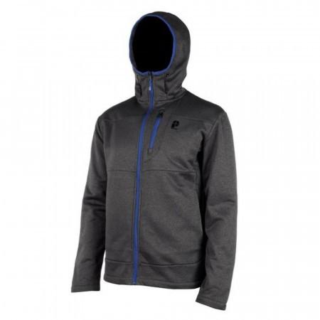 Fleece PROTEST ORGAN full zip hoody
