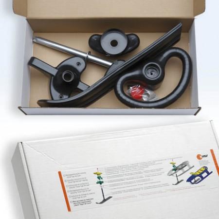 Kit de montare KHW pentru Snow Tiger/ Snow Tiger de Luxe