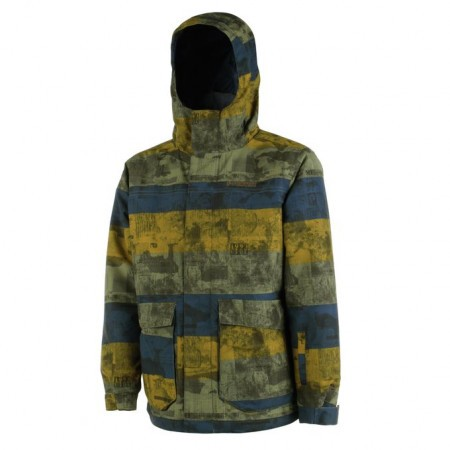 Geaca Snowboard PROTEST ONLINE JR jacket