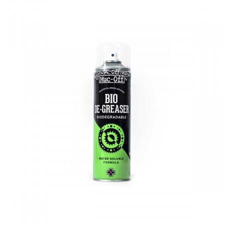 Spray Muc-Off Degreaser