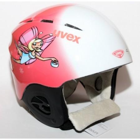 Casca Uvex Airwing Junior roz