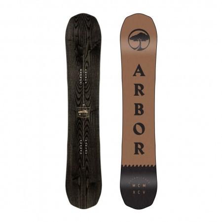 Placa snowboard Unisex pentru All Mountain Arbor Element Rocker 2020
