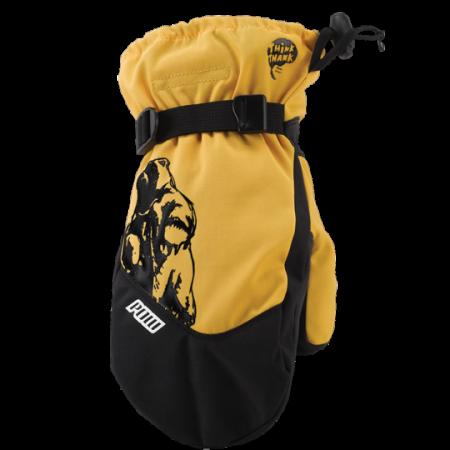 Manusi Schi POW Bear Claw Yellow