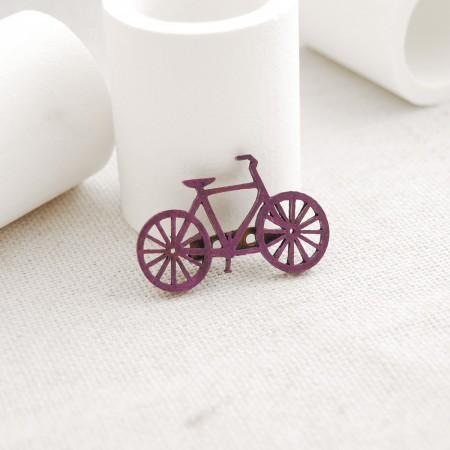 Brosa bicicleta clasica mare (Glory Box)