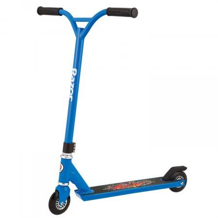 Trotineta Pro Freestyle Razor Beast Albastru