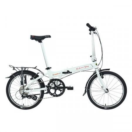 Bicicleta Pliabila Dahon Vitesse D8 Alb