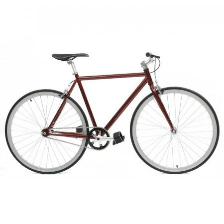 Bicicleta Fixie flip-flop hub Deoras Copper