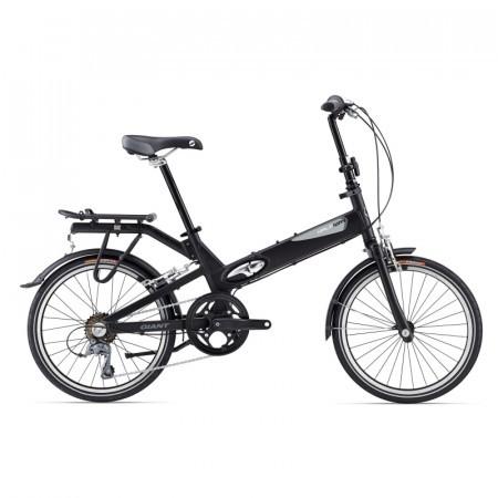 Bicicleta Giant Halfway City Negru 2015