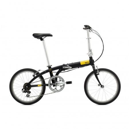 Bicicleta Tern Link C7 Negru/Gri