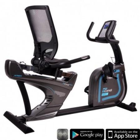 Bicicleta Recumbent inSPORTline inCondi R600