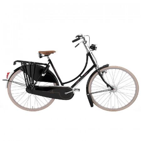 Bicicleta cu sa Brooks Gazelle Toer Populair T3