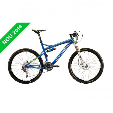 Bicicleta Corratec TwoCircle TZ 27.5 Hydraulic