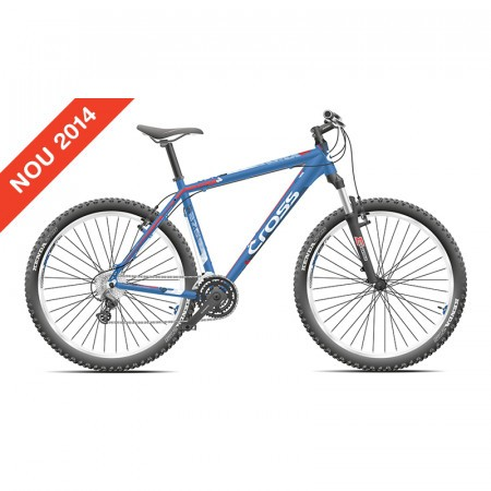 Bicicleta Cross Grx 7 27.5 2014