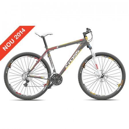 Bicicleta Cross Grx 9 27.5 Hydraulic 2014