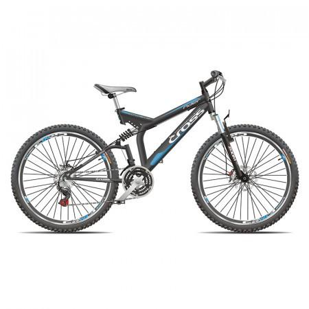 Bicicleta Cross Phantom 2DB 26
