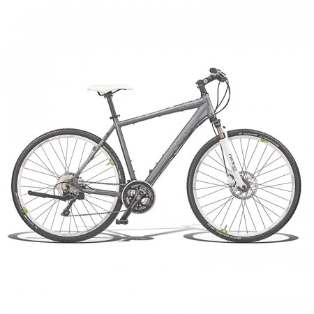 Bicicleta Cross Quest Man 28 Hydraulic 2014