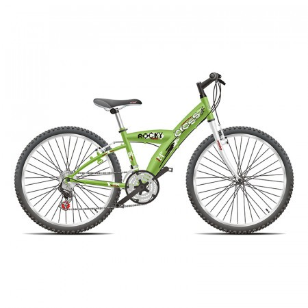 Bicicleta Cross Rocky 24 2014