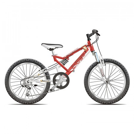 Bicicleta Cross Scorpion 20