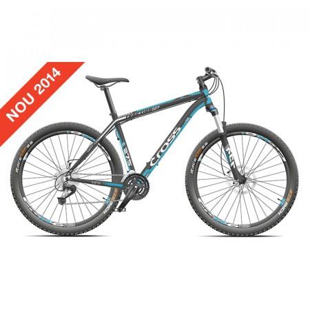 Bicicleta Cross Traction G27 27.5 Hydraulic 2014