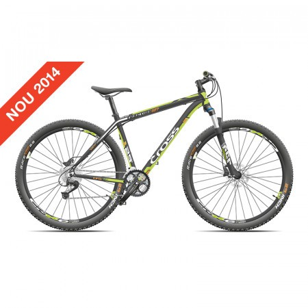 Bicicleta Cross Traction G27 29er 2014
