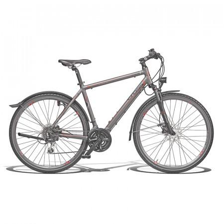 Bicicleta Cross Travel 28 Hydraulic 2014