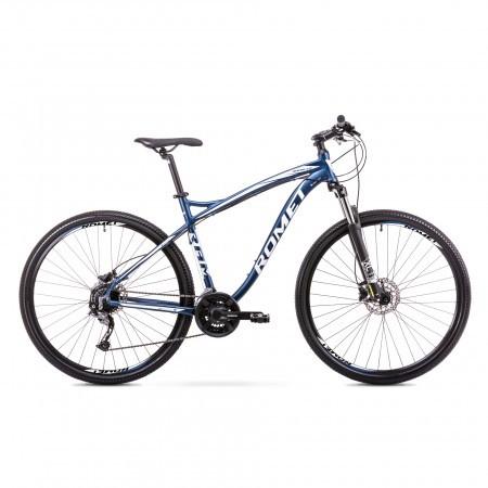 Bicicleta de munte pentru Barbati Romet Rambler Fit 29 Bleumarin/Alb 2019