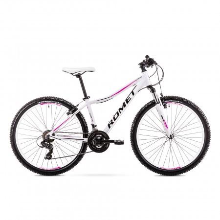 Bicicleta de munte pentru Femei Romet Jolene 6.1 Alb 2019