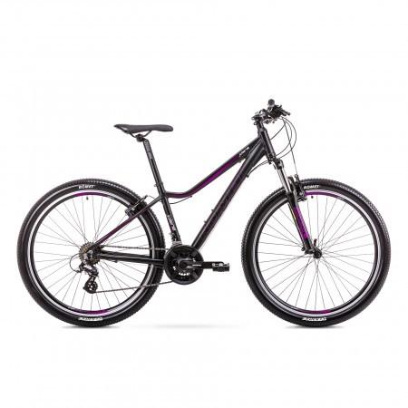 Bicicleta de munte pentru Femei Romet Jolene 7.0 Negru 2019