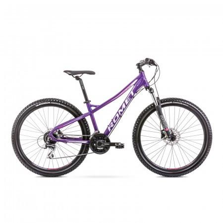 Bicicleta de munte pentru femei Romet Jolene 7.2 Violet 2021