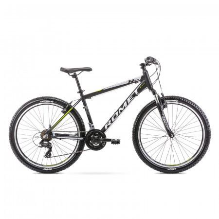 Bicicleta de munte pentru barbati Romet Rambler R6.0 Negru 2021