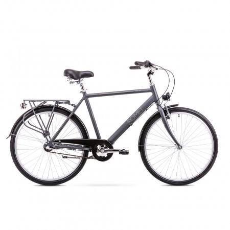 Bicicleta de oras pentru Barbati Romet Orion 3S Grafit 2019