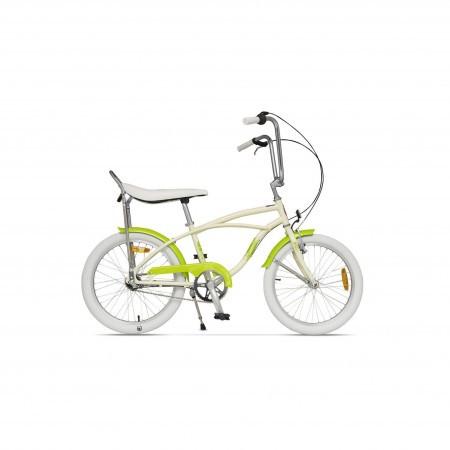 Bicicleta de oras unisex Pegas Strada Mini Crem Inghetata 2017