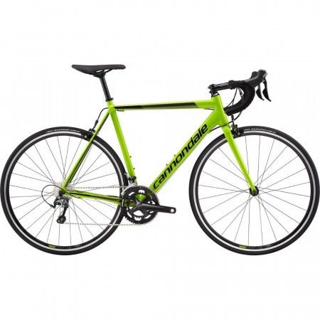 Bicicleta de sosea pentru barbati Cannondale CAAD Optimo Tiagra Verde 2019